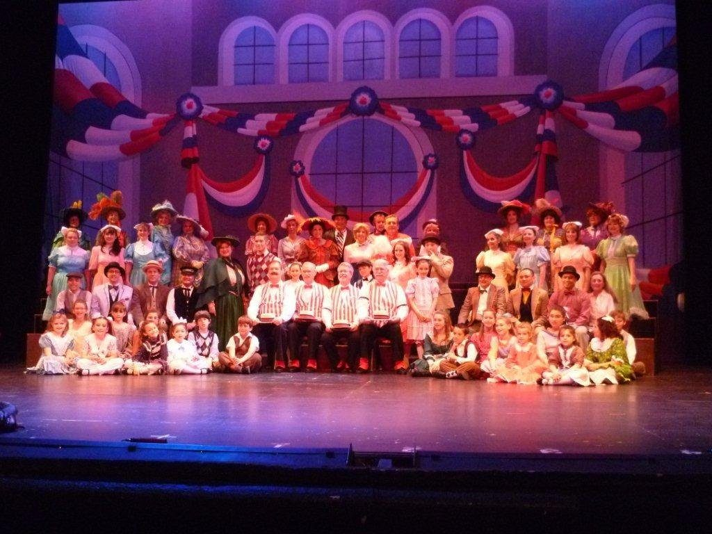 Music Man Cast