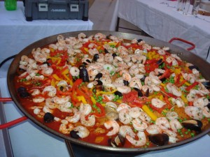 Summer Paella Party 3